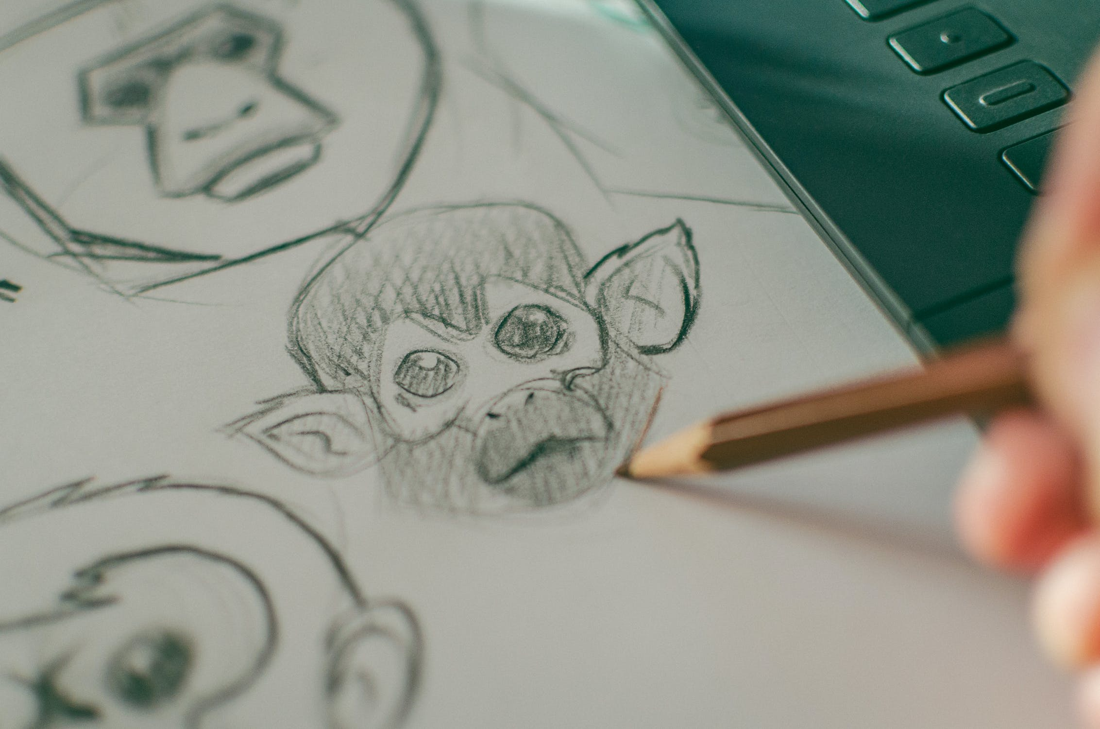 Drawing - Creatives for Cool Creatives Online Journal
