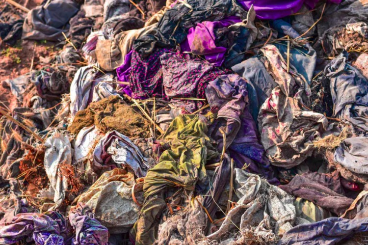 Why you should stop buying new clothes