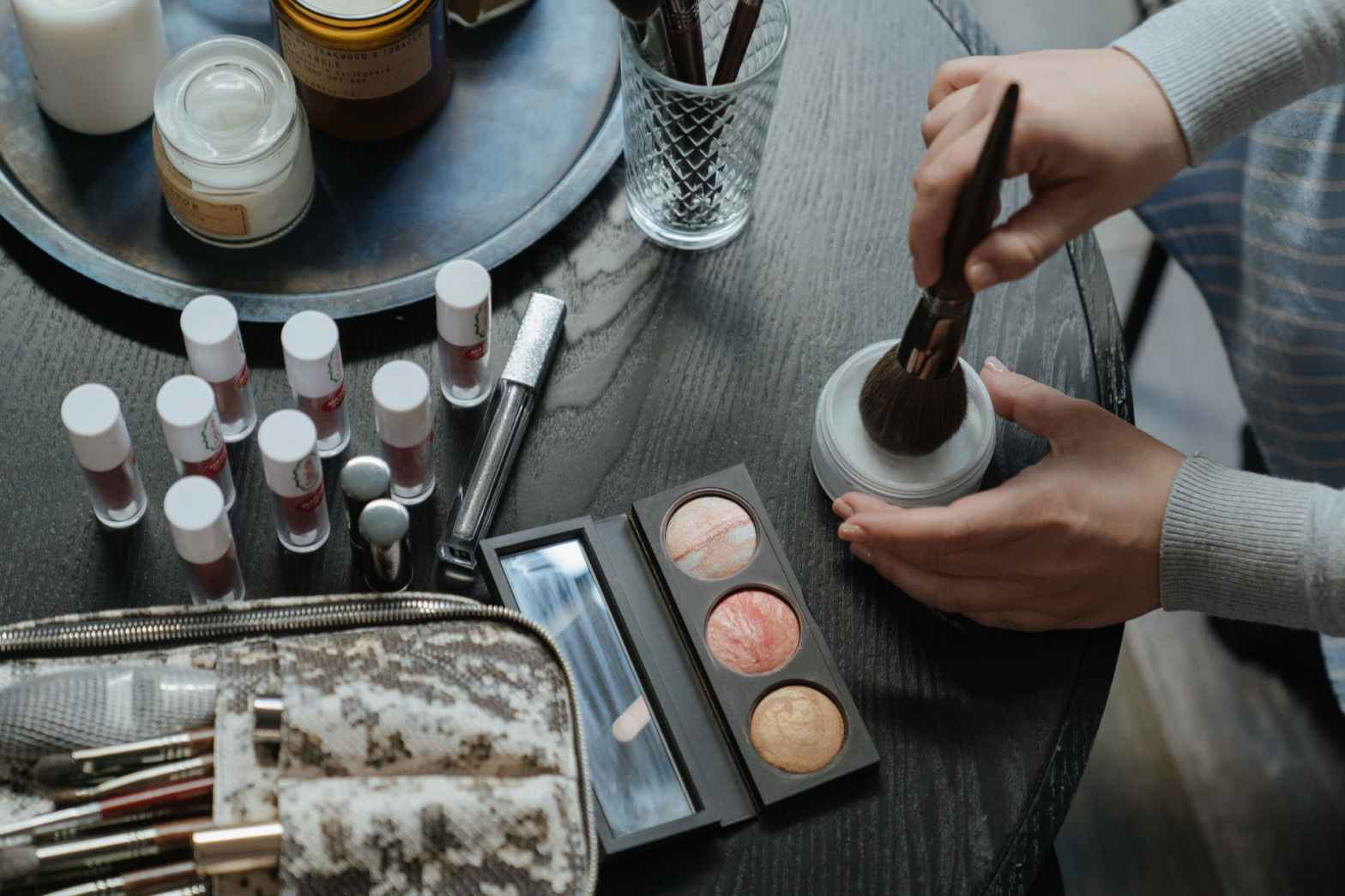 Palm Oil Free Makeup, Cosmetics and Perfume