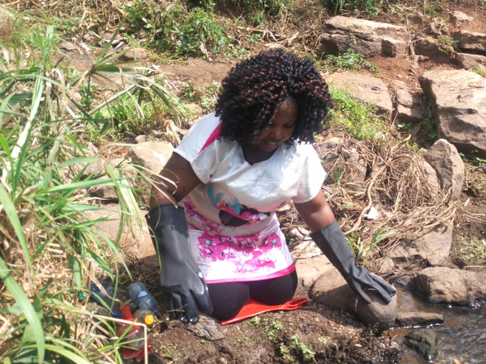 Conservationists In Their Own Words: Cheche Winnie