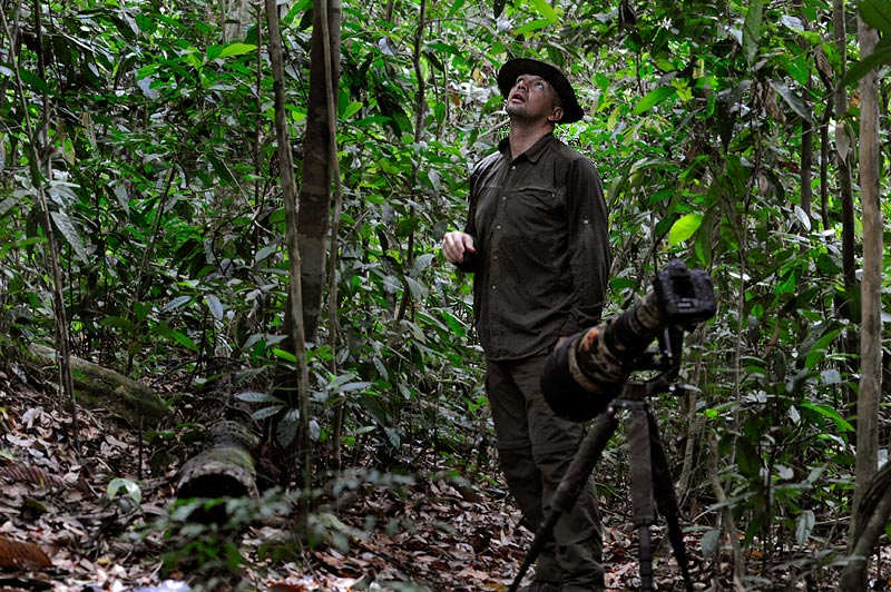 Craig Jones on assignment in Sumatra
