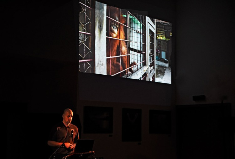 Craig Jones raises awareness of the plight of orangutans and other animals in Sumatra and advocates for better, ethical wildlife photography that does not harm animals.