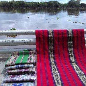 Ulap Doyo weaving Dr Setia Budhi 1